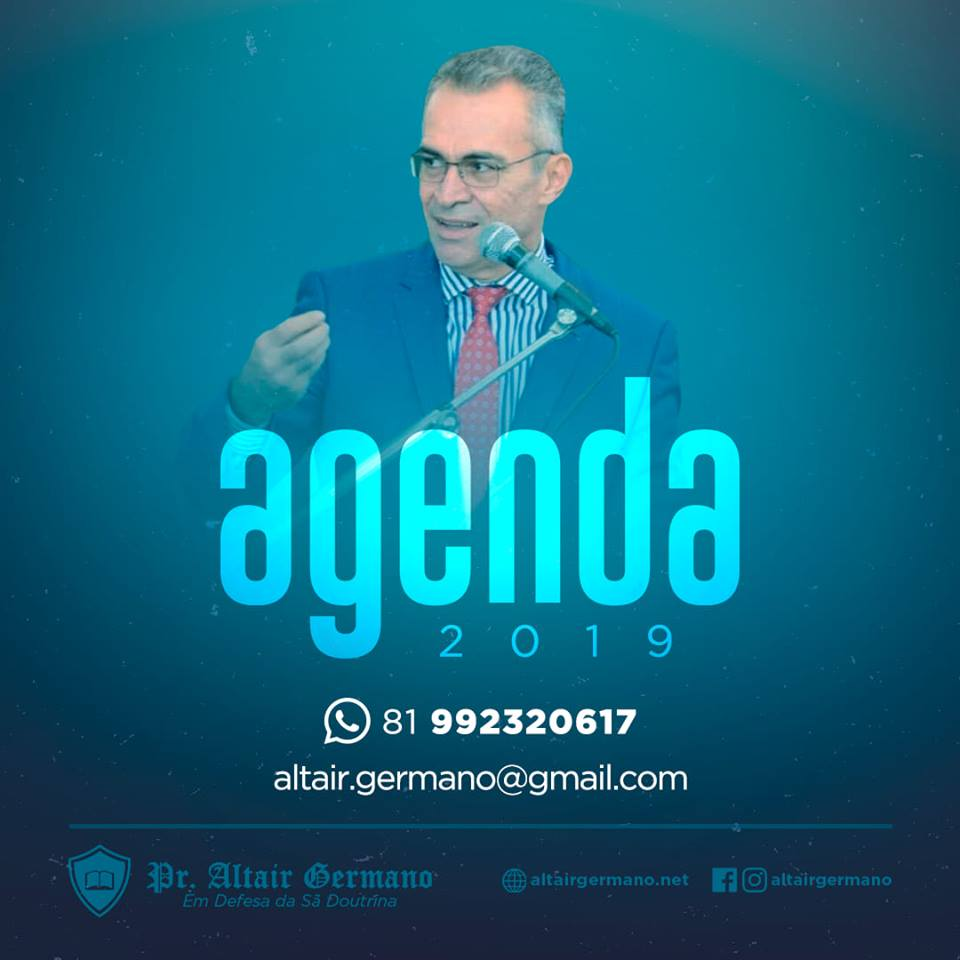 AGENDA 2019