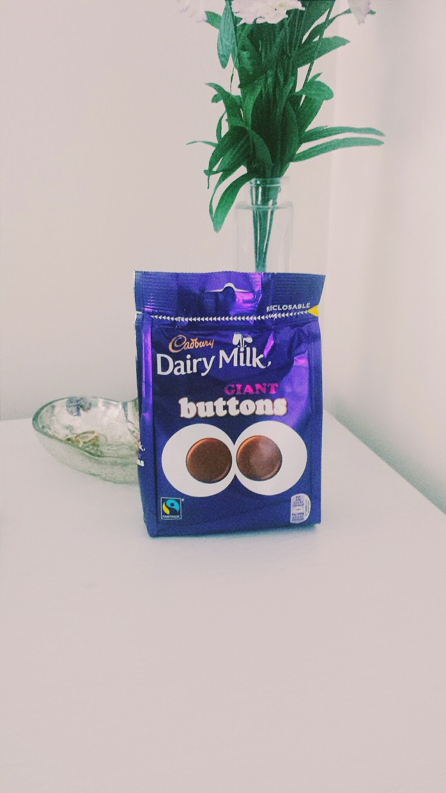 Dairy Milk Chocolate Giant Buttons