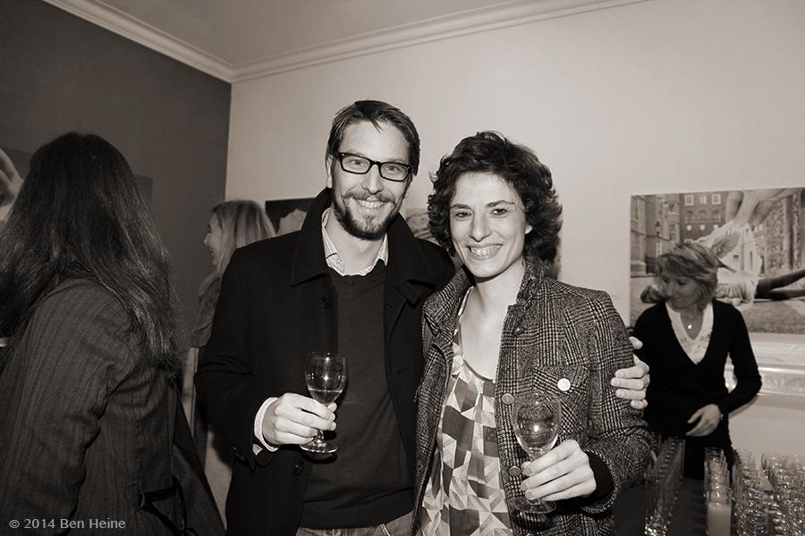 Barbara Van Buggenhout - Exhibition at DCA Gallery - Belgium - 2014