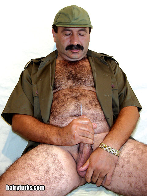 old gay turkish - turkish daddy - orient bear daddy