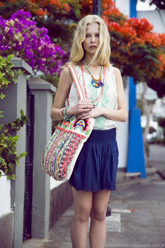 India Style moda verano 2014