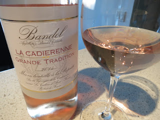 La Cadierenne Cuvée Grande Tradition Bandol Rosé 2014 from AC, Provence, France (87 pts)