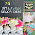 20 Creative DIY Easter Decorations