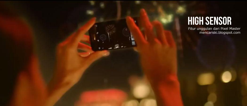 High Sensor Quality PixelMaster Asus ZenFone