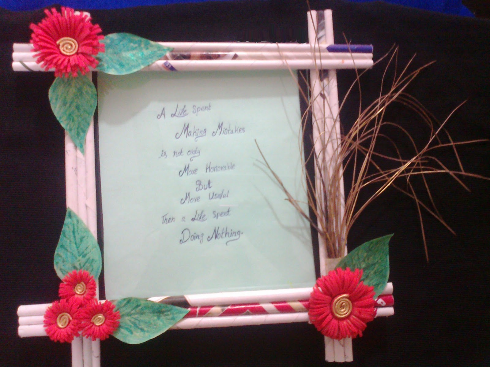 Craft 360: Recycle: Photo Frame.