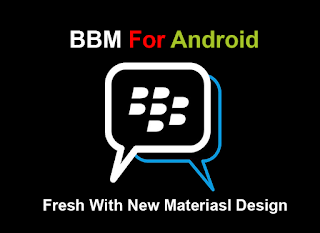 Download BBM Android Dengan Material Design Beta v.290.0.1.217 .apk [Official Blackberry Limited]