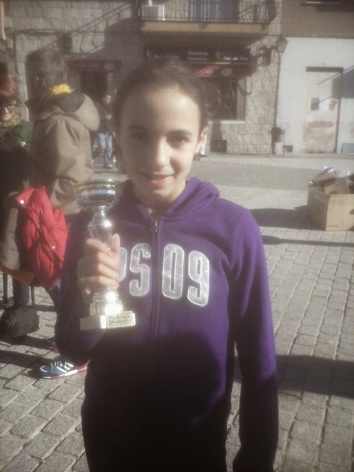 Blanca Trofeo