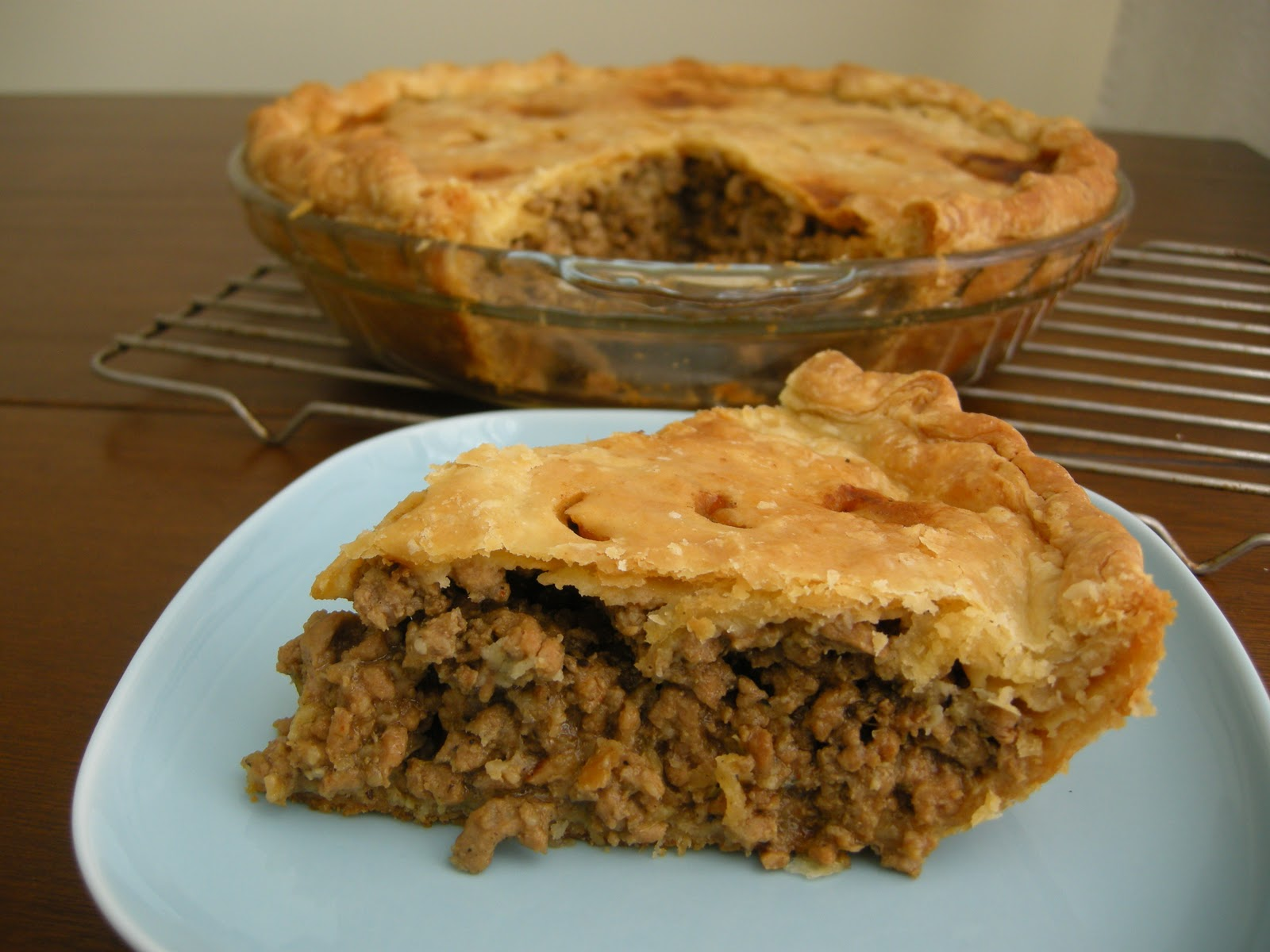 Mary Mary Culinary: Tourtière, French-Canadian Meat Pie