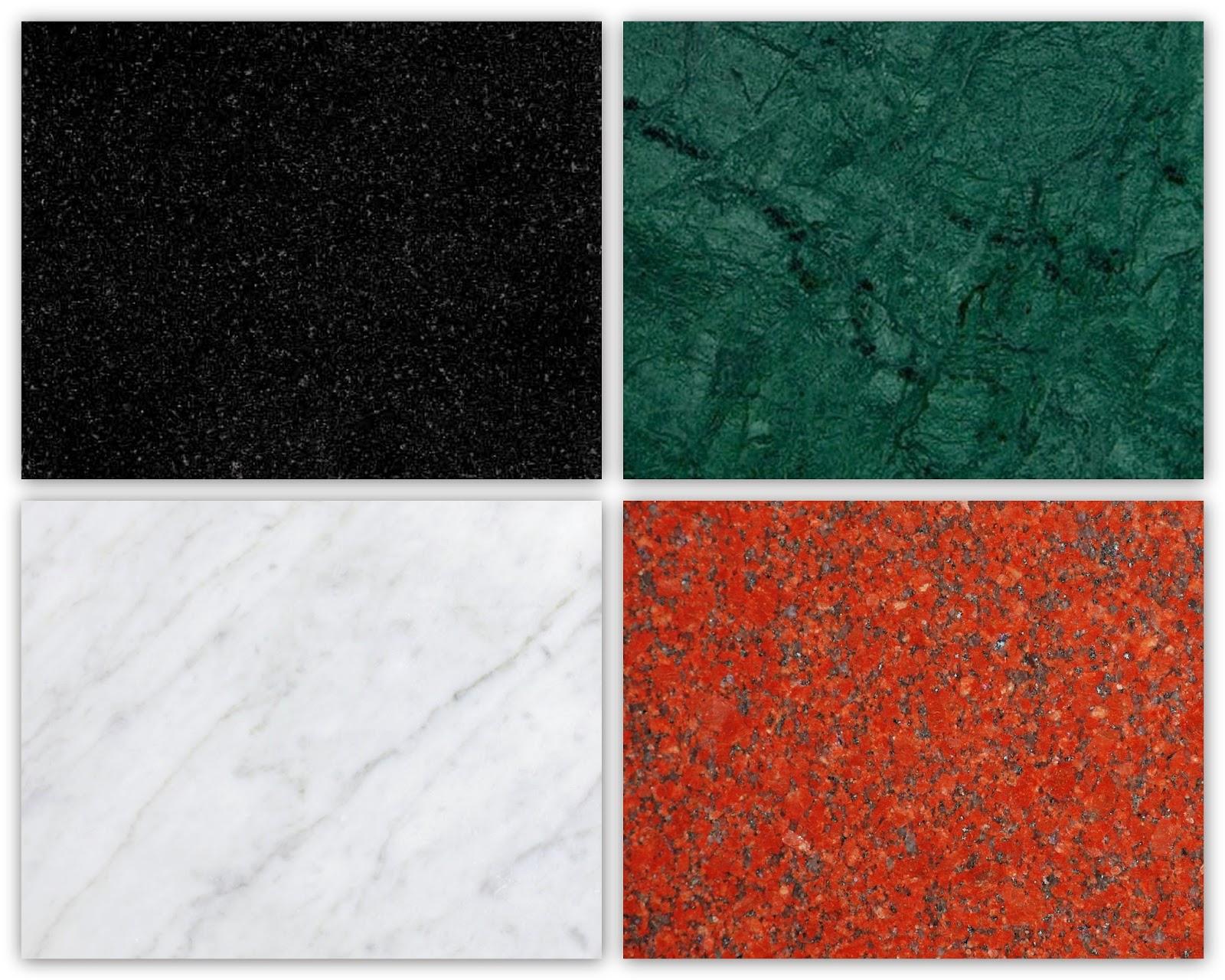 Perbedaan Marmer dan Granite