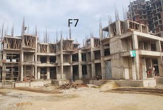 Amrapali Centurian Park :: Construction Status