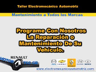 Taller Electromecanico Automotriz en Bogota