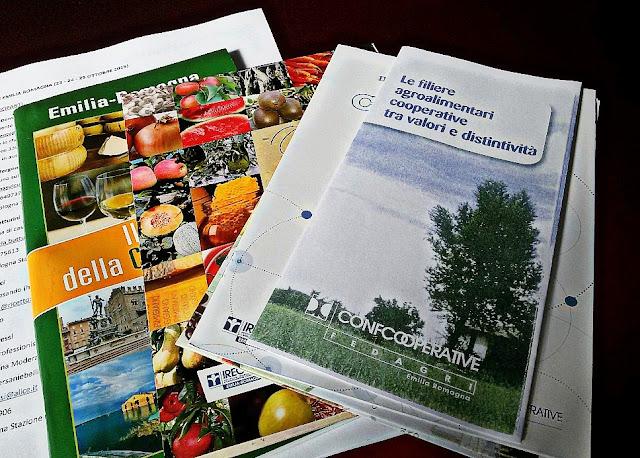 Storie italiane di persone di territorio e di cibo