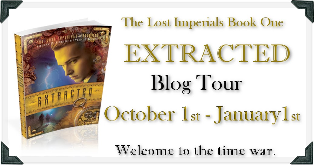 Amethyst Daydreams Extracted The Lost Imperials 1 By Tyler H
