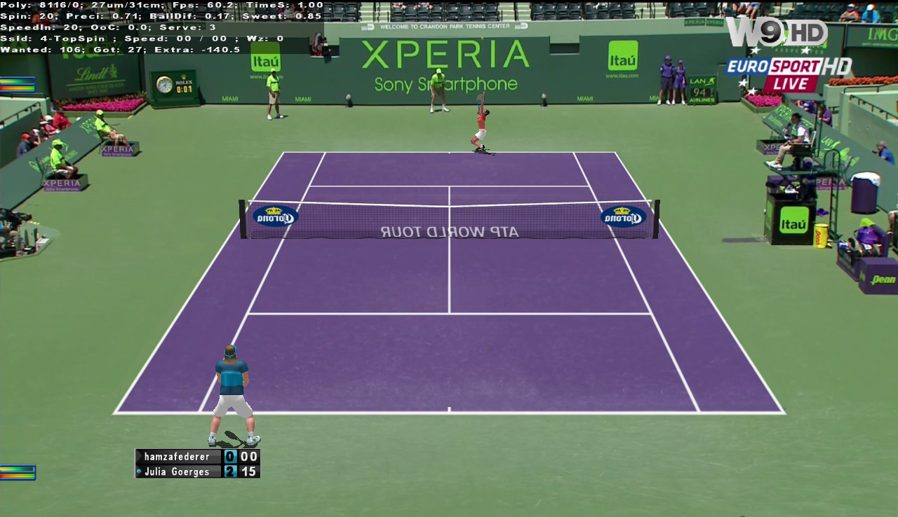 virtua tennis 5 скачать торрент pc русская версия