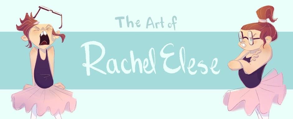 The Art of Rachel Elese Morales
