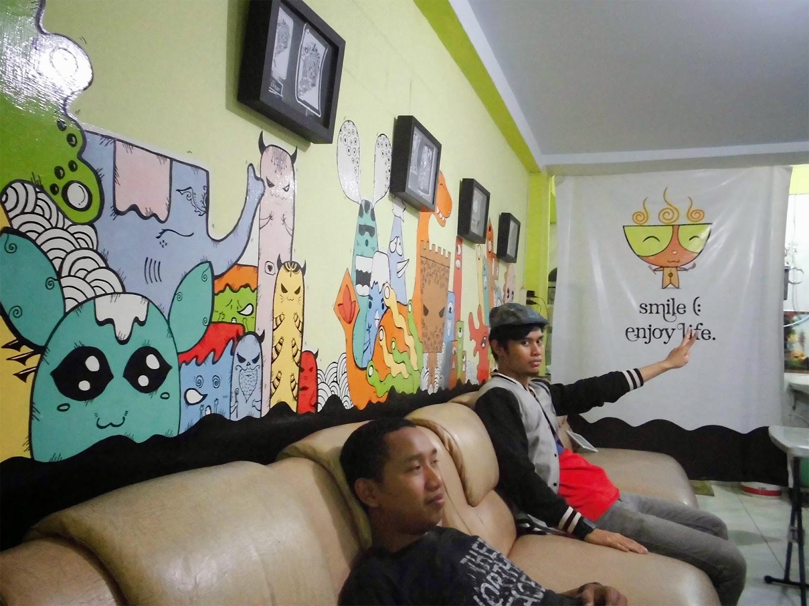 Imlek BLOG M di Rumah Koh David Wijaya