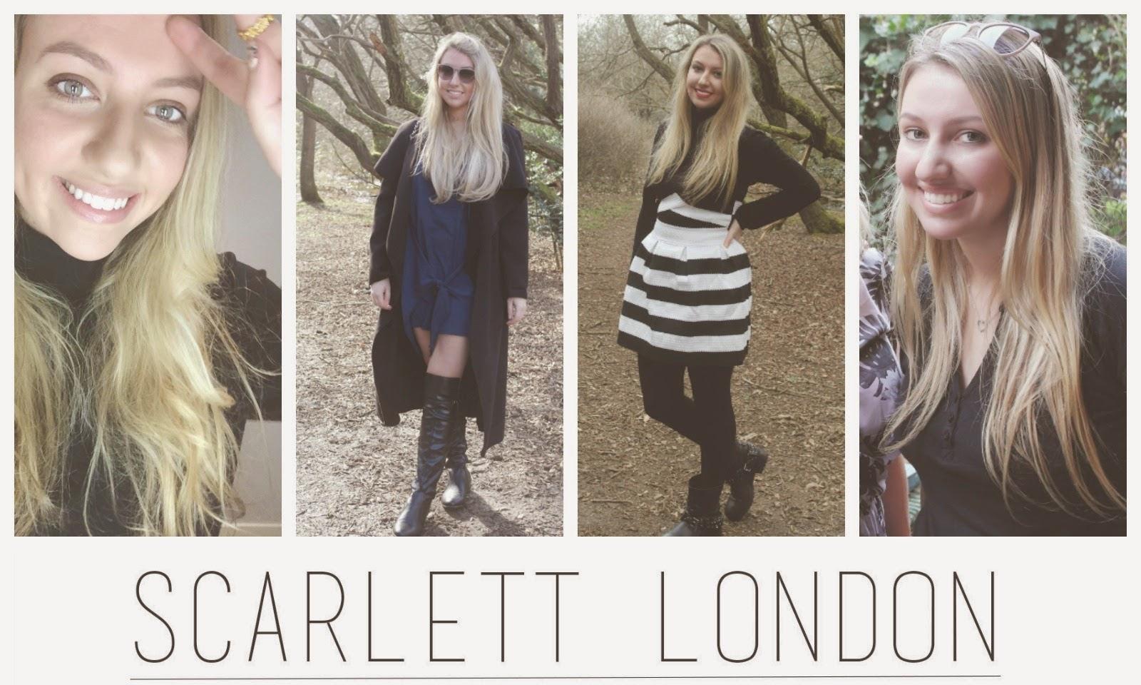 Clashing Time talks to Scarlett London