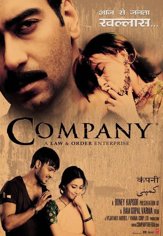 Company 2002 Hindi DVDRip 480p 400mb