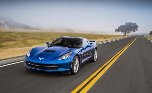 New 8-Speed Transmission Gives 2015 Corvette 29 MPG