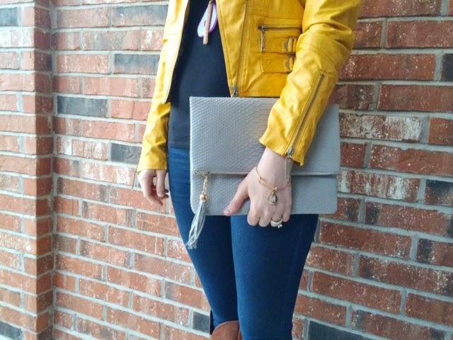 Yellow Jacket Styled