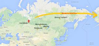 sites in Siberia