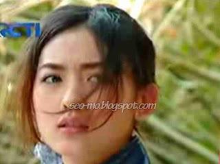 Gambar Reva Di Sinetron Anak Jalanan RCTI Episode 1