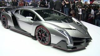 Mobil Lamborghini Veneno Mobil Termahal Di Dunia 2013