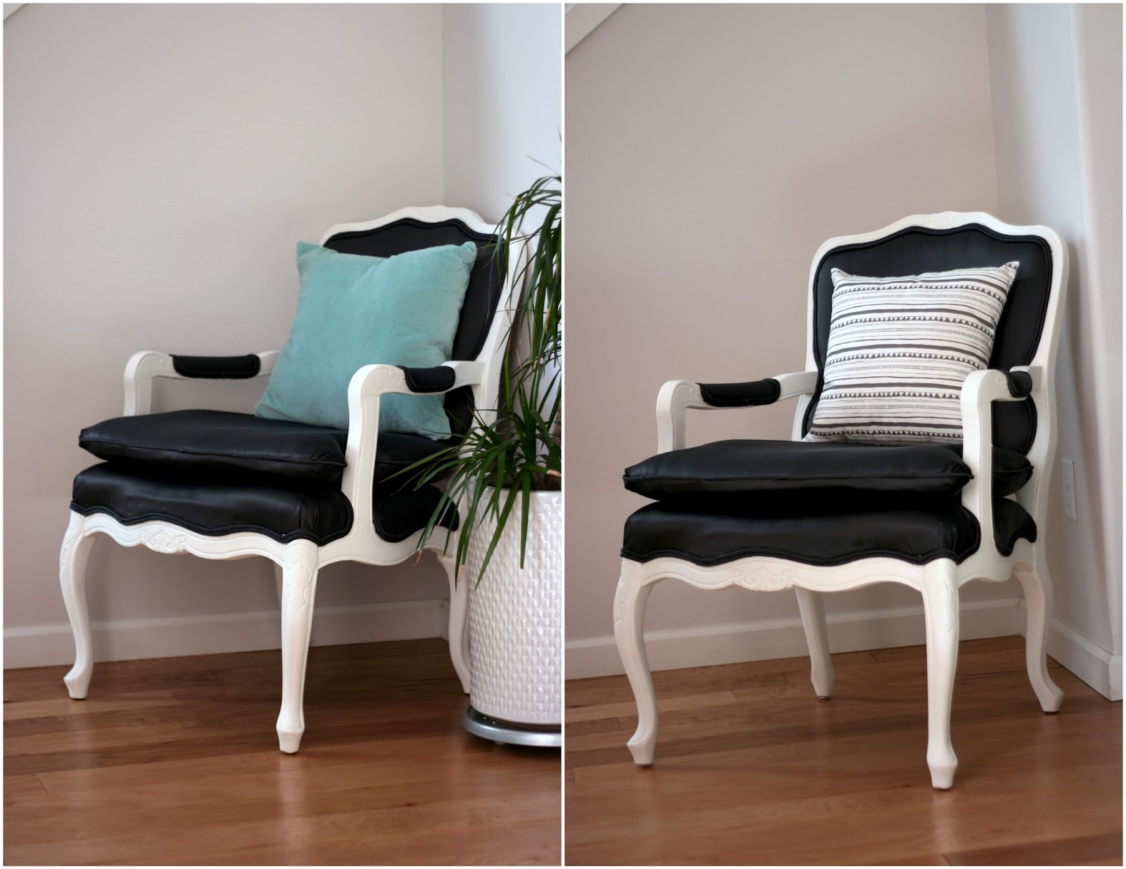How to reupholster a louis chair - 9 13 2013