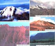 REGIÓN ANDINA Y VALLES. El sistema montañoso colombiano forma parte de la . (cordilleras)