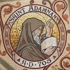St. Adamnan (Eunan)
