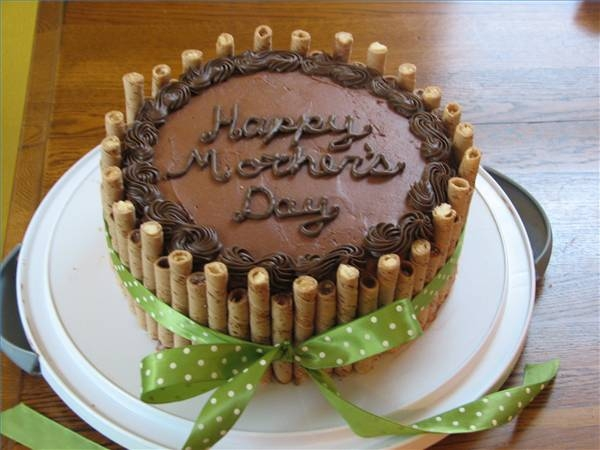 Cake Decorations And Ideas : Mother s Day Cake Decorating Ideas : Let s Celebrate!