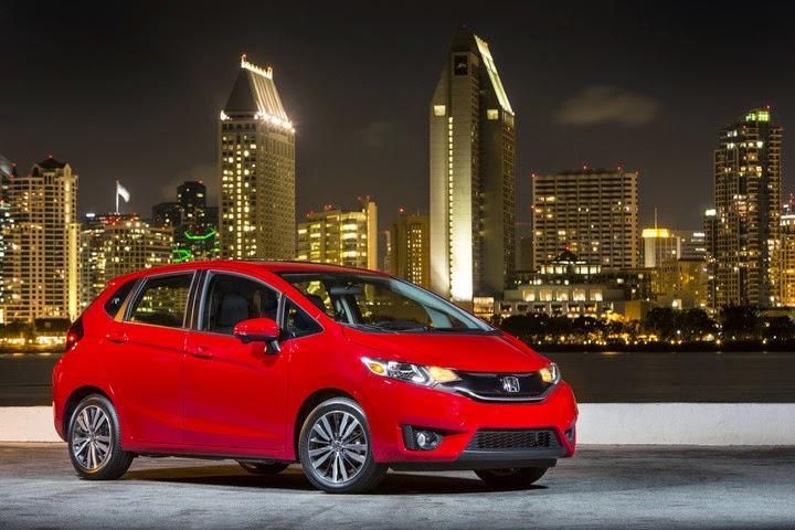 2015 Honda Fit Aces Another Major Crash Test