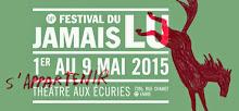 14e Festival du Jamais Lu