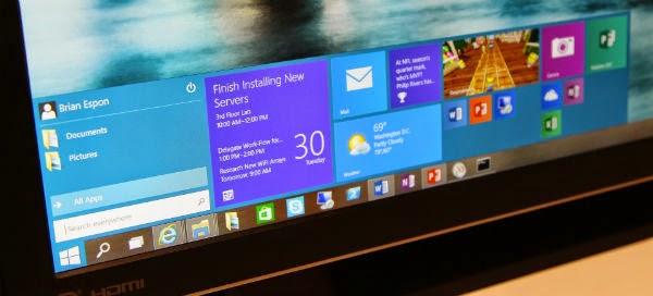 8 questions et réponses sur le système et le nouveau Windows 10