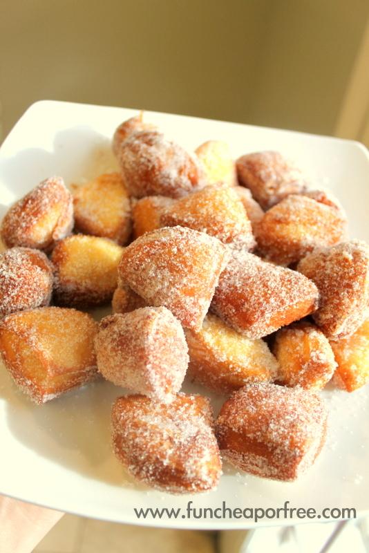 3Minute Donut Biteseasy and addicting  Fun Cheap or Free
