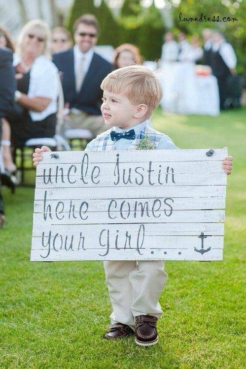 niño cartel boda