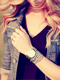 Trendy watches for women 2012