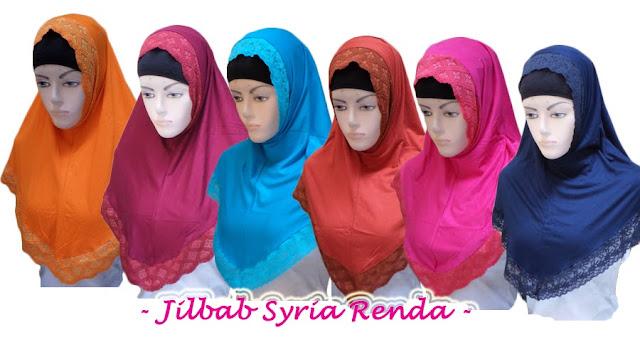 syria renda cantik