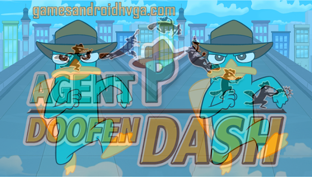 Agent P DoofenDASH v1.0.1 Apk + Data Mod [Unlimited Money / Lançamento]