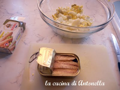 La cucina di antonella insalata di patate e sgombro - La cucina di antonella ...