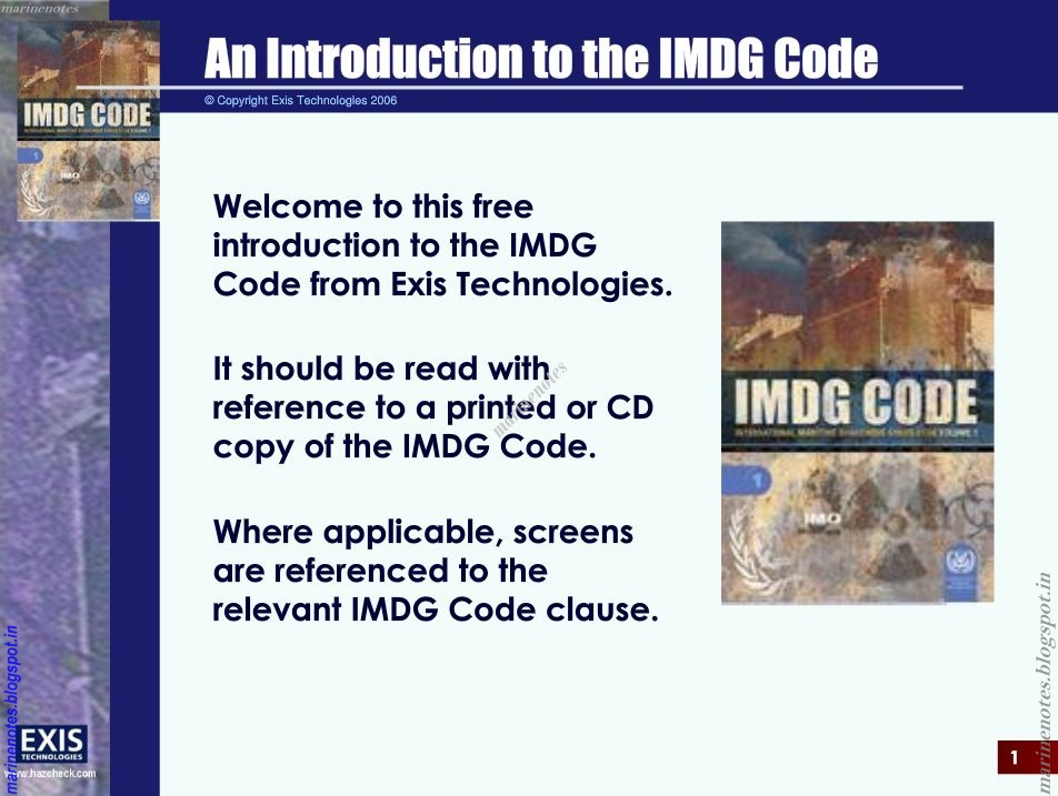 IMO Releases New IMDG Edition - Lion Technology