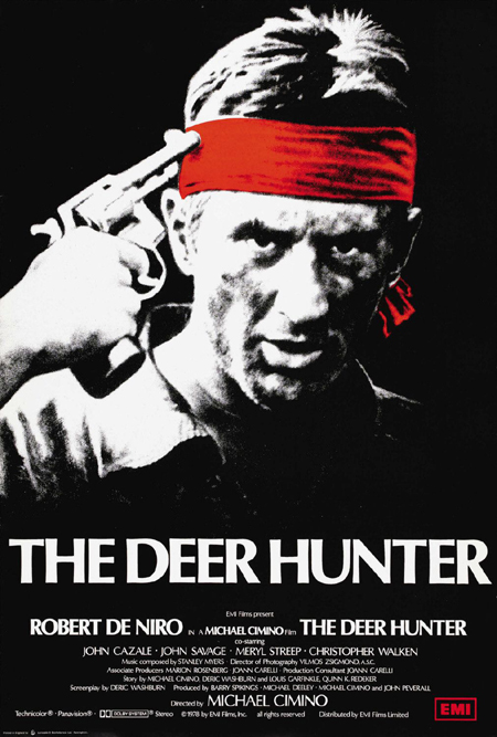 El Cazador (The Deer Hunter) (1978)