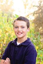 Mason, age 12