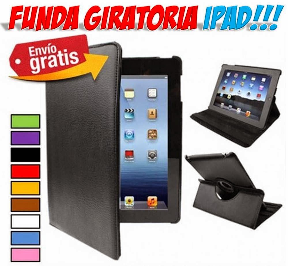 funda giratoria iPad