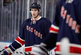 Dan Girardi NY Rangers Stanley Cup Finals Game 1 LA Kings