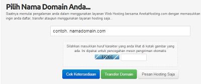 pilih domain anekahosting.com