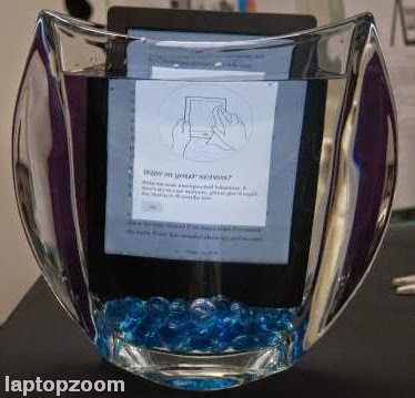 Kobo Aura H20 Hands-On