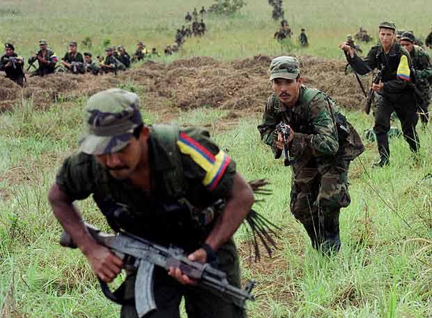 HÁ UM CONFLITO ARMADO NA COLÔMBIA?