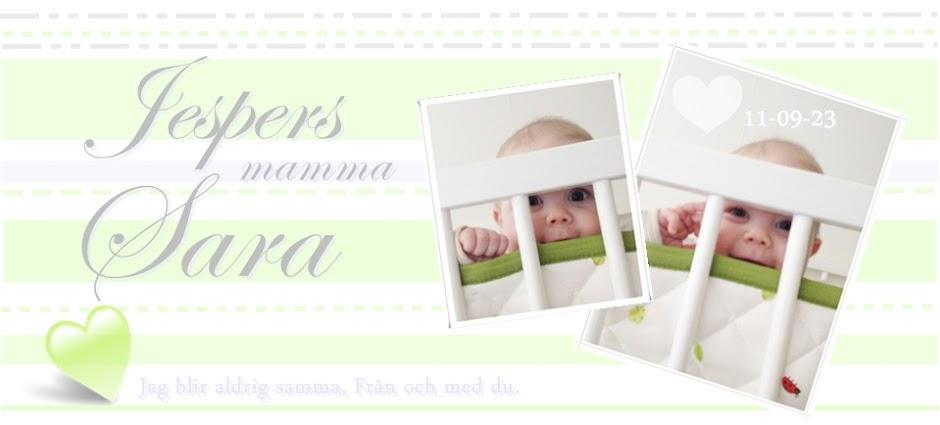 Jespers mamma Sara
