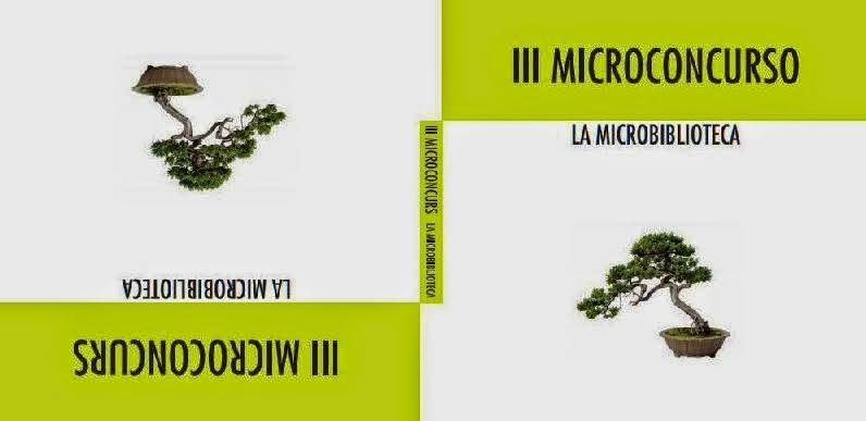 En «III Microconcurso La Microbiblioteca»